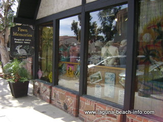 Laguna beach clothing stores