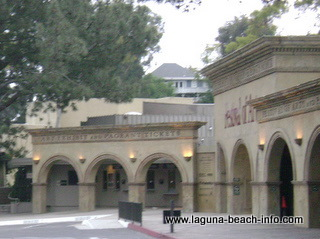 Festival of the Arts, Annual Art Exhibit Gallery, Laguna Beach, California