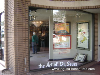 Fingerhut Gallery, Laguna Beach Art Gallery