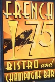 French 75 Bistro Dining, Laguna Beach French Restaurants - Laguna Beach Information, California