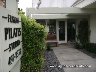 Fusion Pilates and Yoga Laguna Beach Fitness, Laguna Beach Spa