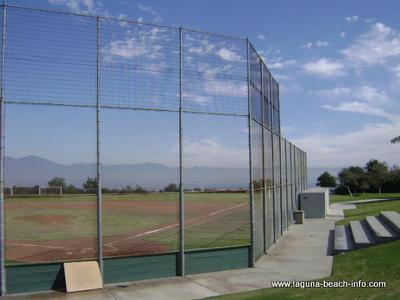 Baseball Field at Top of the World Park