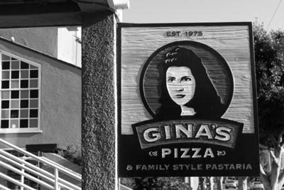 Ginas Pizza Laguna Beach