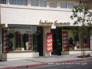Indian Summer Store, womens clothing fashion boutique, laguna beach shops
