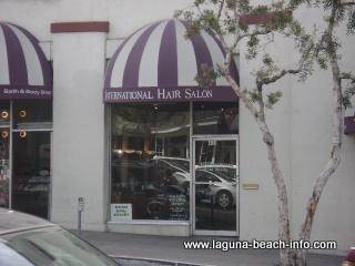 International Hair Salon Beauty, Laguna Beach Spa