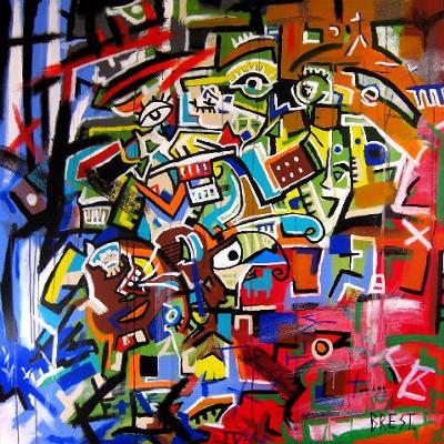 Jacob Brest, Laguna Beach Artists, Orange County, California