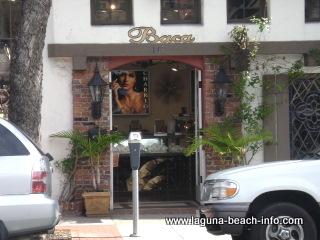 Joshi and Baca Jewelry Store, Laguna Beach Shops