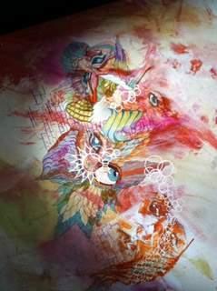 Justin Snyder, Laguna Beach Abstract Artist