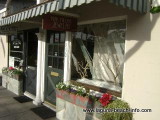 Kirk Milette Jewelry Store, Laguna Beach Shops