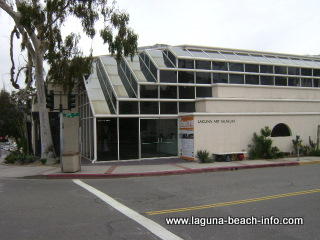 Laguna Beach Art Museum, Contemporary Art California, Laguna Beach Art Gallery