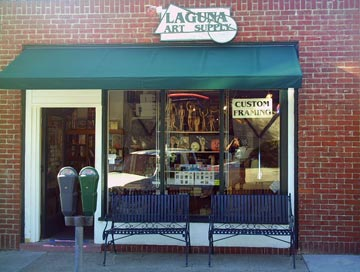 Laguna Art Supply Store, Laguna Beach Art Shop