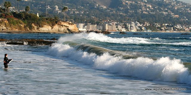 Rockpile surf, Things To Do In Laguna Beach