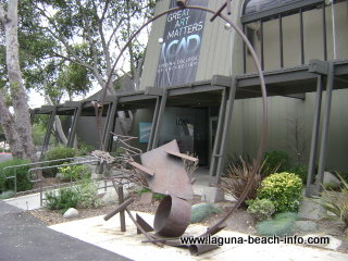 Laguna College of Art and Design, Laguna Beach Art