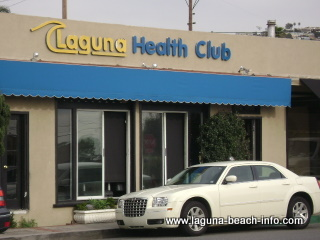 Laguna Health Club Fitness, Laguna Beach Spa