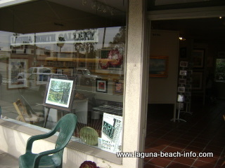 Laguna North Gallery, Laguna Beach Art Galleries
