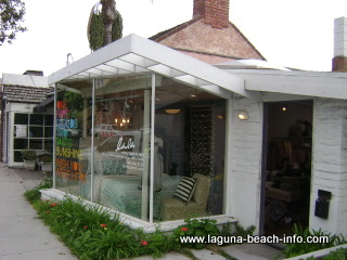 lala kerry cassill, womens clothing fashion boutique store, laguna beach shops