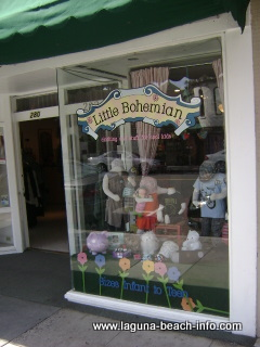 Little Bohemian, kids clothing fashion boutique store, laguna beach shops