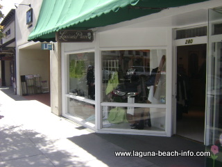 louise's place, womens clothing fashion boutique, laguna beach shops