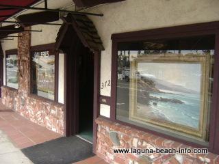 Lu Martin Galleries, Laguna Beach Art Gallery