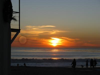 Main Beach Life Guard Tower