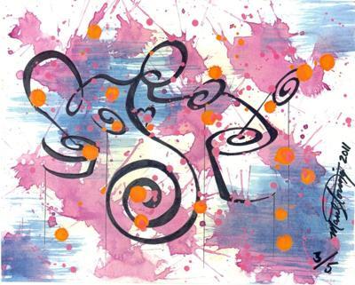 H20 color & ink (8 x 10)<br>by Matt Storing