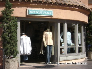 melrose place, mens clothing fashion laguna beach shops