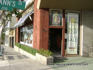 merrilee's swimwear womens bathing suits fashion boutique store, laguna beach shops