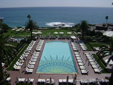 Mosaic Pool at The Montage Laguna Beach Resort