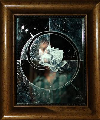 Mirror Artwork<br>by Nicky Alice