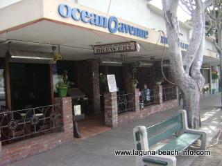 Ocean Avenue Brewery Restaurant and Bar, Local Nightlife, Laguna Beach Club