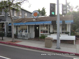 Orange Inn Casual Healthy Dining, Laguna Beach Restaurants