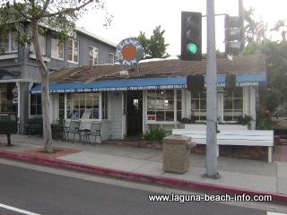 Orange Inn Casual Healthy Dining, Laguna Beach Restaurants