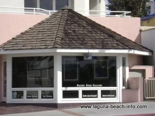 Pacific Edge Gallery, Laguna Beach Art Galleries