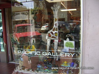 Pacific Gallery, Laguna Beach Art Galleries