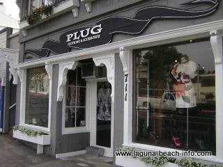 Plug womens clothing fashion boutique store, laguna beach shops