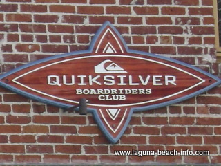 Quiksilver/Roxy, bathings suits wetsuits, Laguna Beach Shops, California