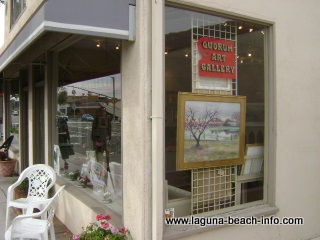 Quorum Art Gallery, Laguna Beach Art Galleries