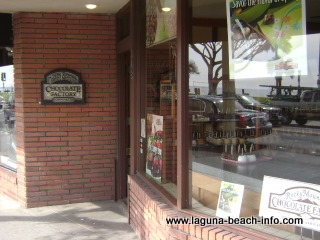 Rocky Mountain Chocolate Factory, Chocolate Sweets and Treats, Laguna Beach Shops, California