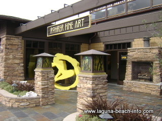 Rohrer Fine Art Gallery, Laguna Beach Art Galleries