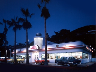 Ruby's Old Fashioned Casual Diner, Laguna Beach Restaurants