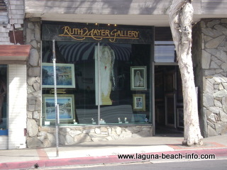 Ruth Mayer Fine Art Gallery, Laguna Beach Art Galleries