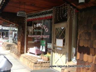 Polina's Salerno Italian Food and Dining, Laguna Beach Restaurant
