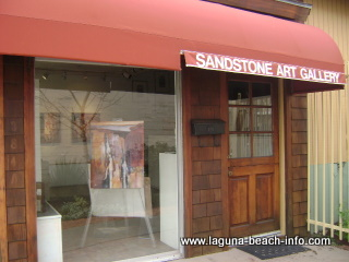 Sandstone Art Gallery, Laguna Beach Art Galleries