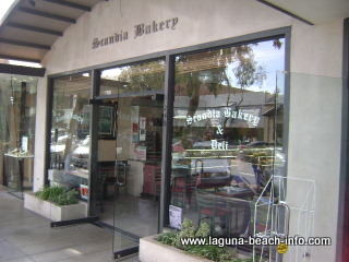 Scandia Bakery and Deli, Laguna Beach Restaurants, Pastries, and Coffee Shops