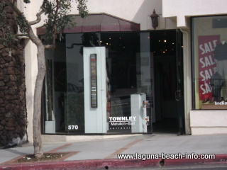 shane townley gallery, laguna beach art galleries