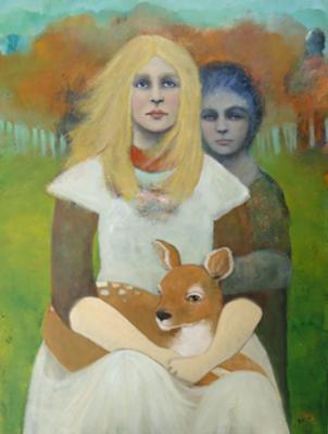 the fawn and the fable<br>by Shannon Richardson