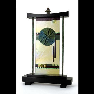 Sherry Salito Forsen<br>San Clemente Glass Artist