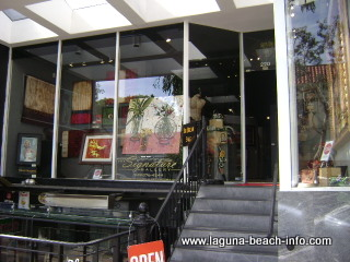 the signature gallery, laguna beach art galleries