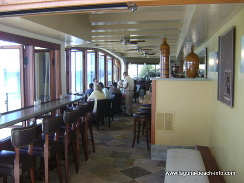 Splashes Restaurant at Surf and Sand Laguna Beach Hotel