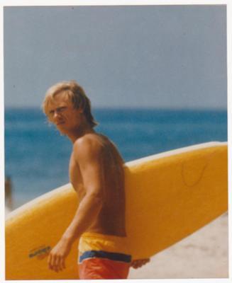 Sun and Surf in South Laguna Beach, Orange County, California